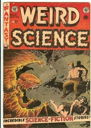 Picture of Weird Science #21