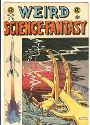 Picture of Weird Science-Fantasy #28