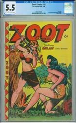 Picture of Zoot Comics #16