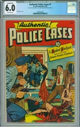 Picture of Authentic Police Cases #7