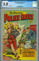 Picture of Authentic Police Cases #8