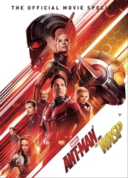 Picture of Ant-Man and the Wasp Official Movie Special HC