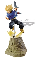 Picture of Dragon Ball Z Trunks Absolute Perfection Figure