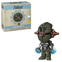 Picture of 5 Star Fallout Assaultron Vinyl Figure
