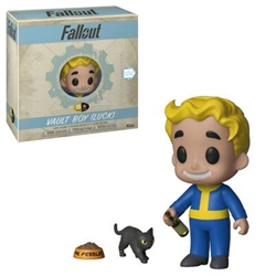 Picture of 5 Star Fallout Vault Boy (Luck) Vinyl Figure