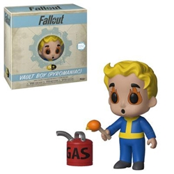 Picture of 5 Star Fallout Vault Boy (Pyromaniac) Vinyl Figure