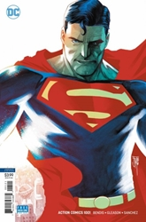 Picture of Action Comics #1001 Manapul Cover