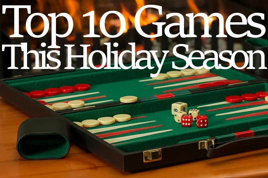 Top 10 Games This Holiday Season