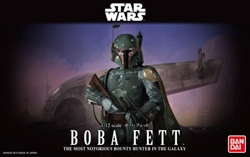 Picture of Star Wars Boba Fett 1/12 Model Kit