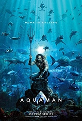 Picture of Aquaman Movie 1-Sheet Poster