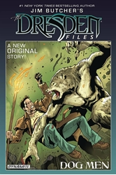 Picture of Dresden Files Dog Men HC