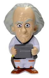 Picture of Back to the Future Doc Brown Stress Doll
