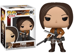 Picture of Pop Animation Attack on Titan Ymir Vinyl Figure