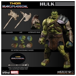 Picture of Thor Ragnarok Gladiator Hulk One:12 Collective Figure