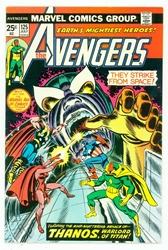 Picture of Avengers #125