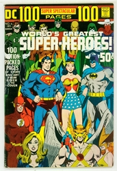 Picture of DC 100 Page Spectacular #6