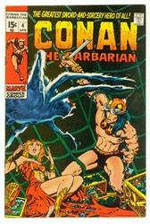 Picture of Conan the Barbarian #4