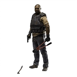 Picture of Walking Dead T-Dog Series 9 Action Figure
