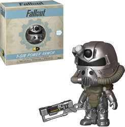 Picture of 5 Star Fallout T-51B Power Armor Vinyl Figure