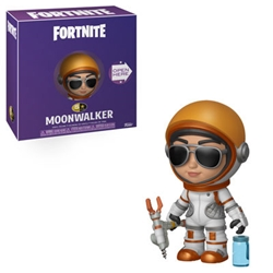 Picture of 5 Star Fortnite Moonwalker Vinyl Figure