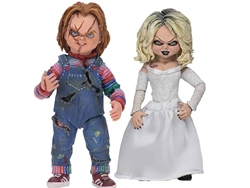 Picture of Bride of Chucky Chucky and Tiffany Action Figure 2-Pack