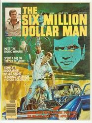 Picture of Six Million Dollar Man #1