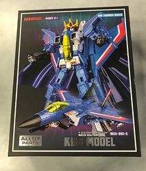 Picture of Transformers Masterpiece KBB MSS-D02-C Thundercracker Action Figure