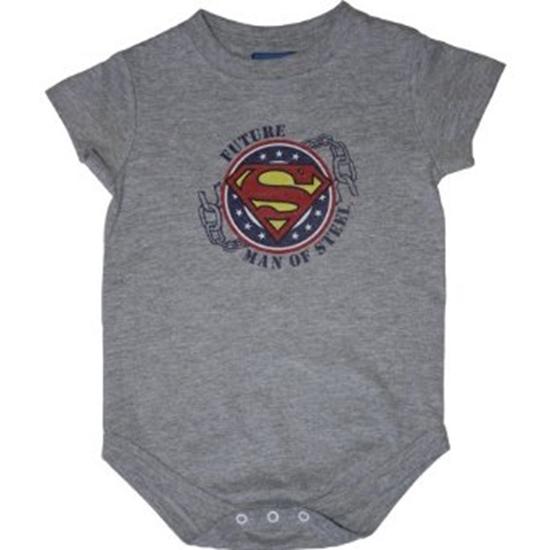 Picture of Superman Future Man of Steel Onesie