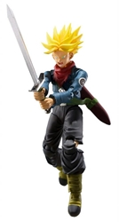 Picture of Dragon Ball Super Trunks s.h.FiguArts Action Figure
