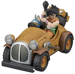 Picture of Dragon Ball Yamcha's Mighty Mouse Mecha Collection Model Kit