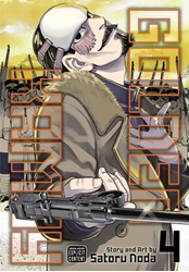 Picture of Golden Kamuy Vol 04 SC