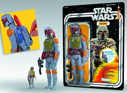 Picture of Star Wars Gentle Giant Boba Fett 12-Inch Figure