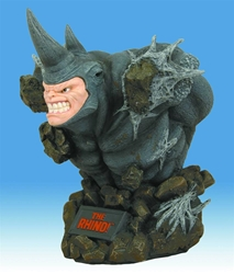 Picture of Rogues Gallery Rhino Bust