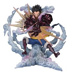 Picture of One Piece Luffy Gear 4 Leo Bazooka Figuarts Zero Figure