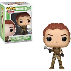Picture of Pop Games Fortnight Tower Recon Specialist Vinyl Figure