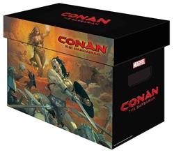 Picture of Marvel Graphic Comic Short Box Conan Barbarian