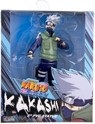 Picture of Viz Collection Series 1 Naruto Kakashi Deluxe Figure
