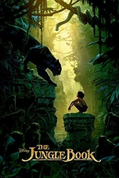 Picture of Jungle Book Teaser 1-Sheet