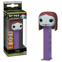Picture of Pop PEZ Nightmare Before Christmas Sally Candy and Dispenser