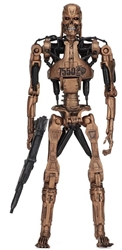 "Picture of Terminator 2 Metal Mash Endoskeleton 7"" Action Figure"