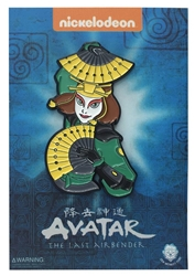Picture of Avatar the Last Airbender Suki Pin