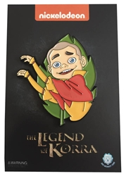 Picture of The Legend of Korra Be the Leaf Pin