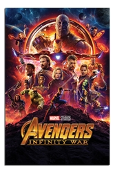 Picture of Avengers Infinity War 1-Sheet