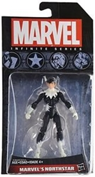 """Picture of Marvel Infinite Series Marvel's Northstar 3.75"""" Action Figure"""