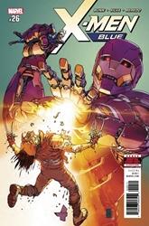 Picture of X-Men Blue #26