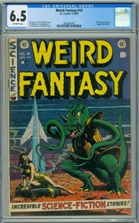 Picture of Weird Fantasy #15