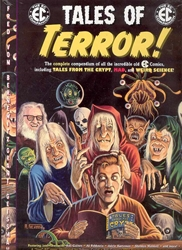 Picture of EC Tales of Terror The EC Companion HC