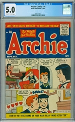 Picture of Archie Comics #76