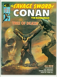 Picture of Savage Sword of Conan #5