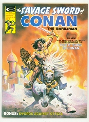 Picture of Savage Sword of Conan #8